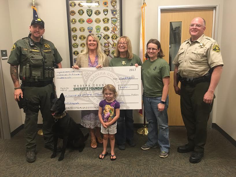 Sgt Chuck Reiring Memorial K9 Fund