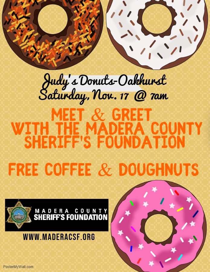 Meet & Greet with Madera County Sheriff's Foundation