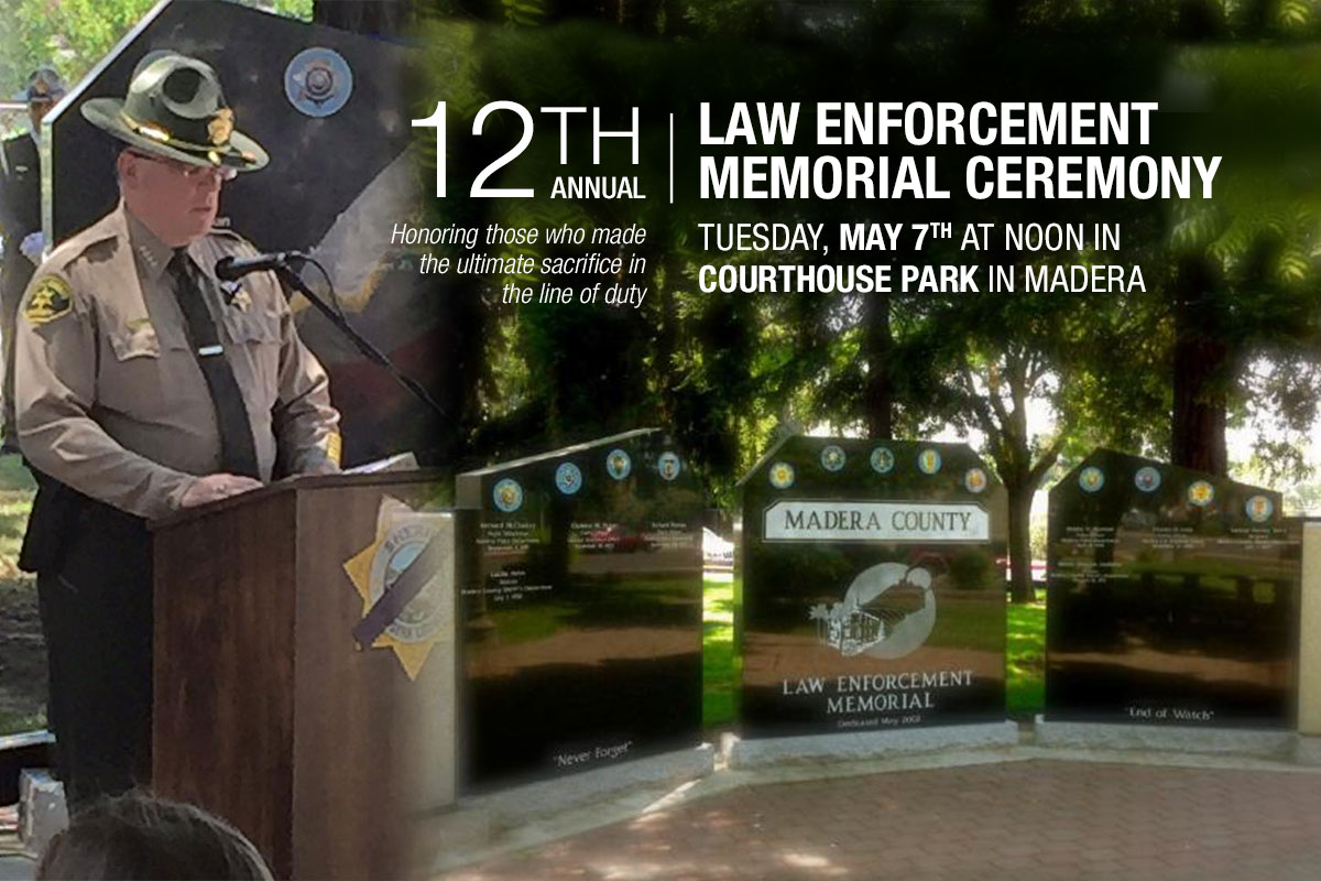 12th Annual Law Enforcement Ceremony